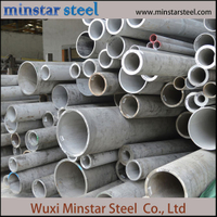 201 202 Stainless Steel Tube with Mill Test Certificate