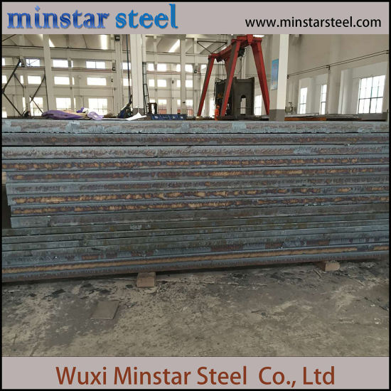 Ms Sheet Metal ASTM A283 Grade C A36 SS400 Hot Rolled Steel Plate