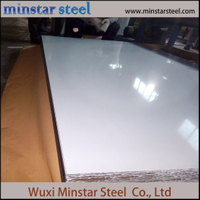 AISI 201 Hairline HL 2b Surface Stainless Steel Plate Price Per Kg