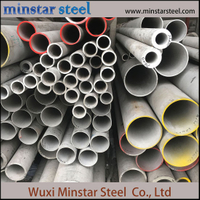 China Supplier High Quality Steel Pipe 201 Stainless Steel Tube