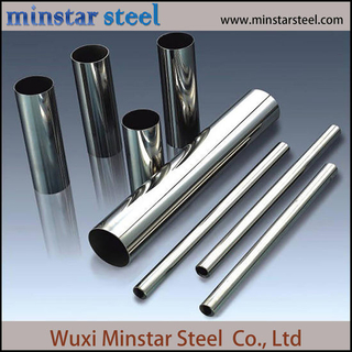 Hot Sell Grade 201 Stainless Steel Welded Tube From China