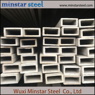 Rectangular Pipe 310S Stainless Steel Pipe from China