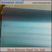 SUS430 Grade BA Finish Stainless Steel Sheet 1.0mm Thick for deep drawing