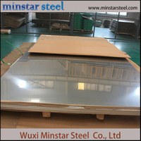 Cold Rolled 2B Finish 310S Stainless Steel Sheet 0.5mm 1.0mm 2.0mm Thick