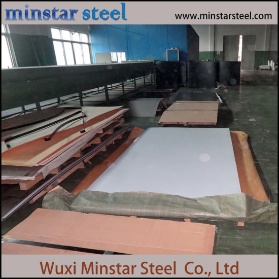 23 Gauge 316 316L 0.7mm Thick Stainless Steel Sheet Price 4X8