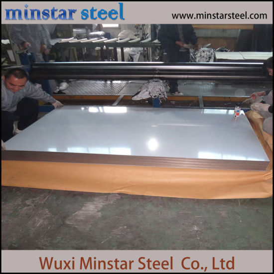 Cold Rolled 304 304L Stainless Steel Sheet Thickness 8 Gauge
