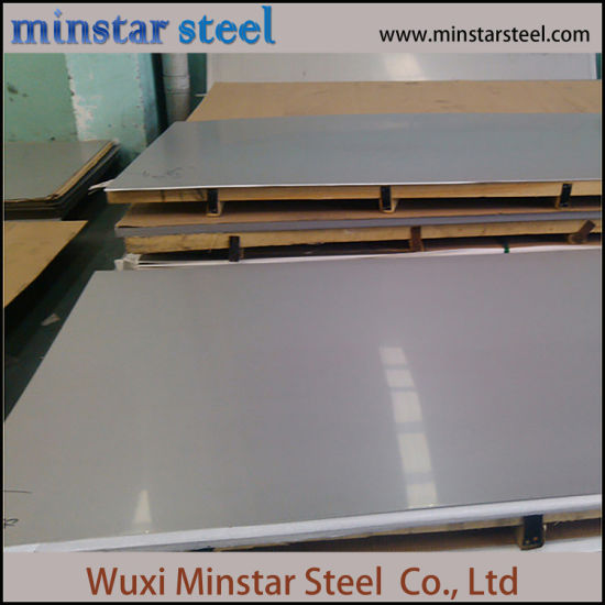 201 2b Cold rolled Stainless Steel Sheet for Grill
