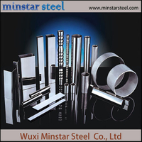 300 200 Series Welded Tube Stainless Steel Pipe for Fence And Barries