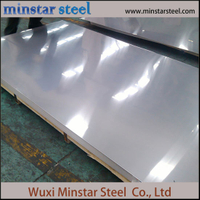 201 1250*2500mm 2B Surface Stainless Steel Plate 0.4mm 0.5mm Thick