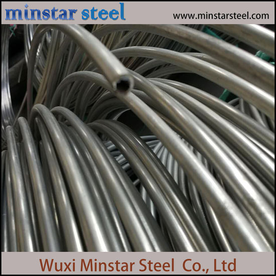 304L Stainless Steel Pipe 304 Stainless Steel Tube for Electric Heating Component