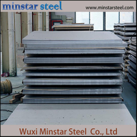 12mm 15mm 16mm Hot Rolled Stainless Steel Plate With AISI ASTM 201 202Standard