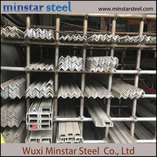 Stainless Steel Angle Bar 304 06cr19ni10 Stainless Steel Profile