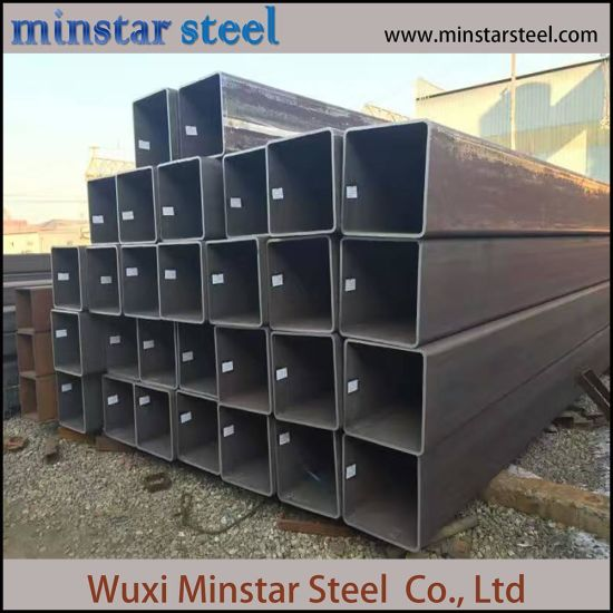 Hollow Section Square Steel Tube and Rectangular Tube Supplier