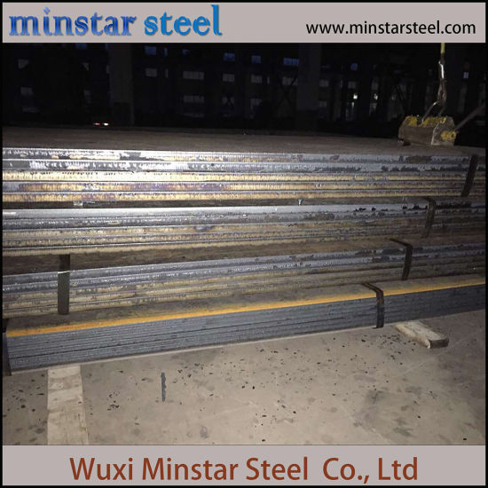 ASTM En GB JIS GB Low Carbon Steel Plate by Hot Rolled