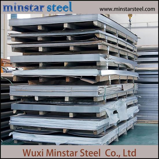 Hot Rolled 420 420j1 420j2 Stainless Steel Plate 20mm Thick