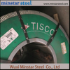 TISCO Cold Rolled Stainless Steel Coil ASTM Tp316L