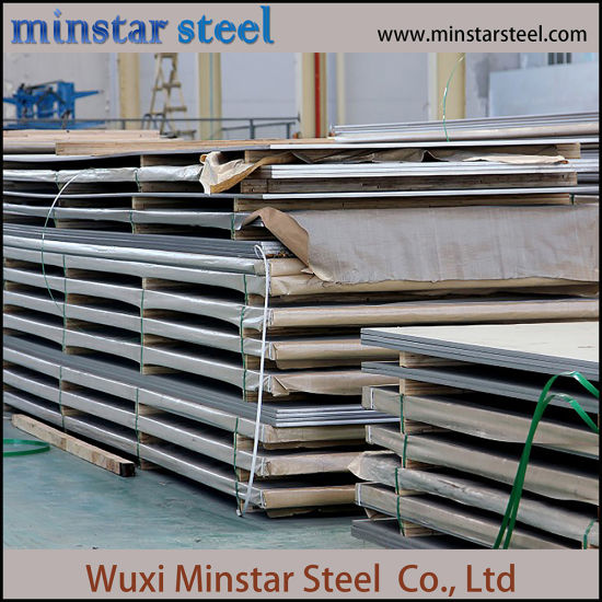 Hot Rolled 20mm Thick 420J2 420J1 430 Stainless Steel Plate From China