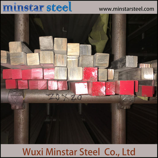 Grade 321 Stainless Steel Square Bar with Best Price