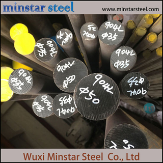 Diameter 50mm Unpolished Stainless Steel Round Rod 304L 310S 316L 904L