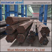 Cold Drawn High Precision Seamless Steel Tube DIN2391