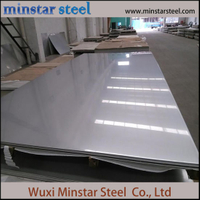 2b Finish Inox Sheet 316 316L Stainless Steel Sheet 0.4mm Thick 28 Gauge