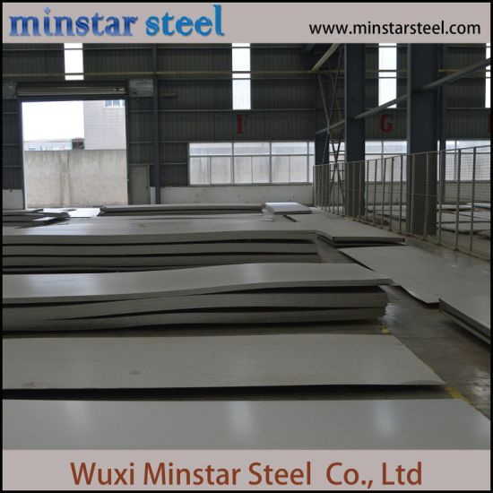grade 201 202 Stainless Steel Sheet with PVC film