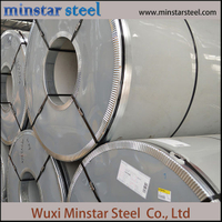 Prime Quality Slit Edge Stainless Steel Coil Grade 304 By Cold Rolled