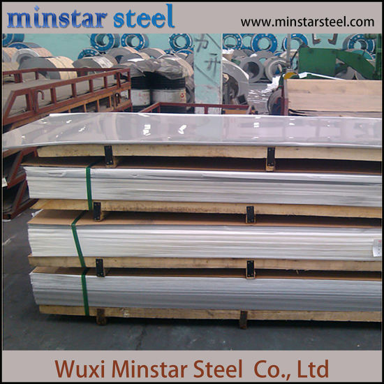 Cold Rolled 2B Finish Martensitic Stainless Steel Plate 410S 430