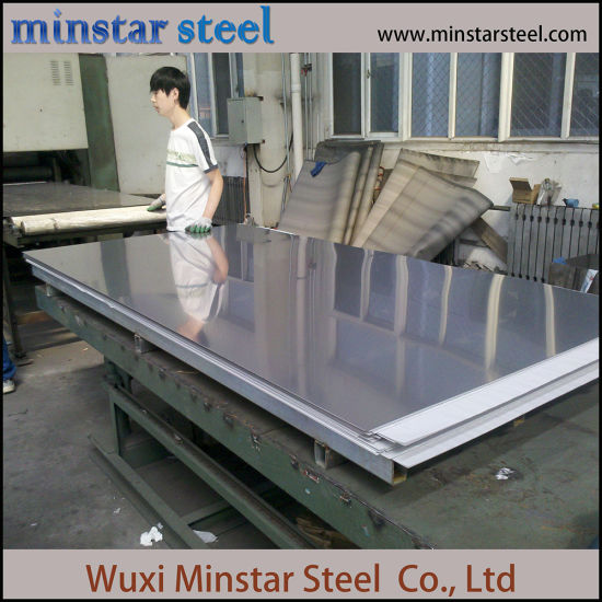 High Quality Cold Rolled 2mm Thick 410S Stainless Steel Plate 2B Surface