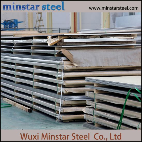 Buy 420j1 420j2 430 2mm 3mm 4mm Thick 4X8 Stainless Steel Plate