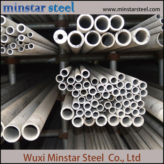 High Tensile Strength Seamless Steel Pipe DN15 DN20 Stainless Steel Pipe Manufacturer