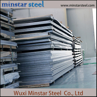 Hot Rolled 30mm 32mm 35mm Thick No. 1 Surface 316 Stainless Steel Plate 316 Inox Plate