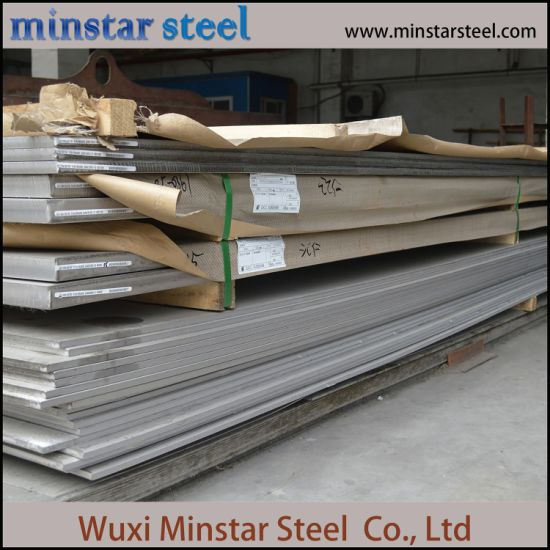 Duplex 2507 Hot Rolled Stainless Steel Plate